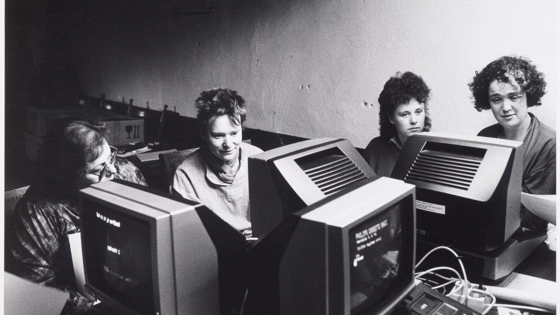 Computerdag voor vrouwen