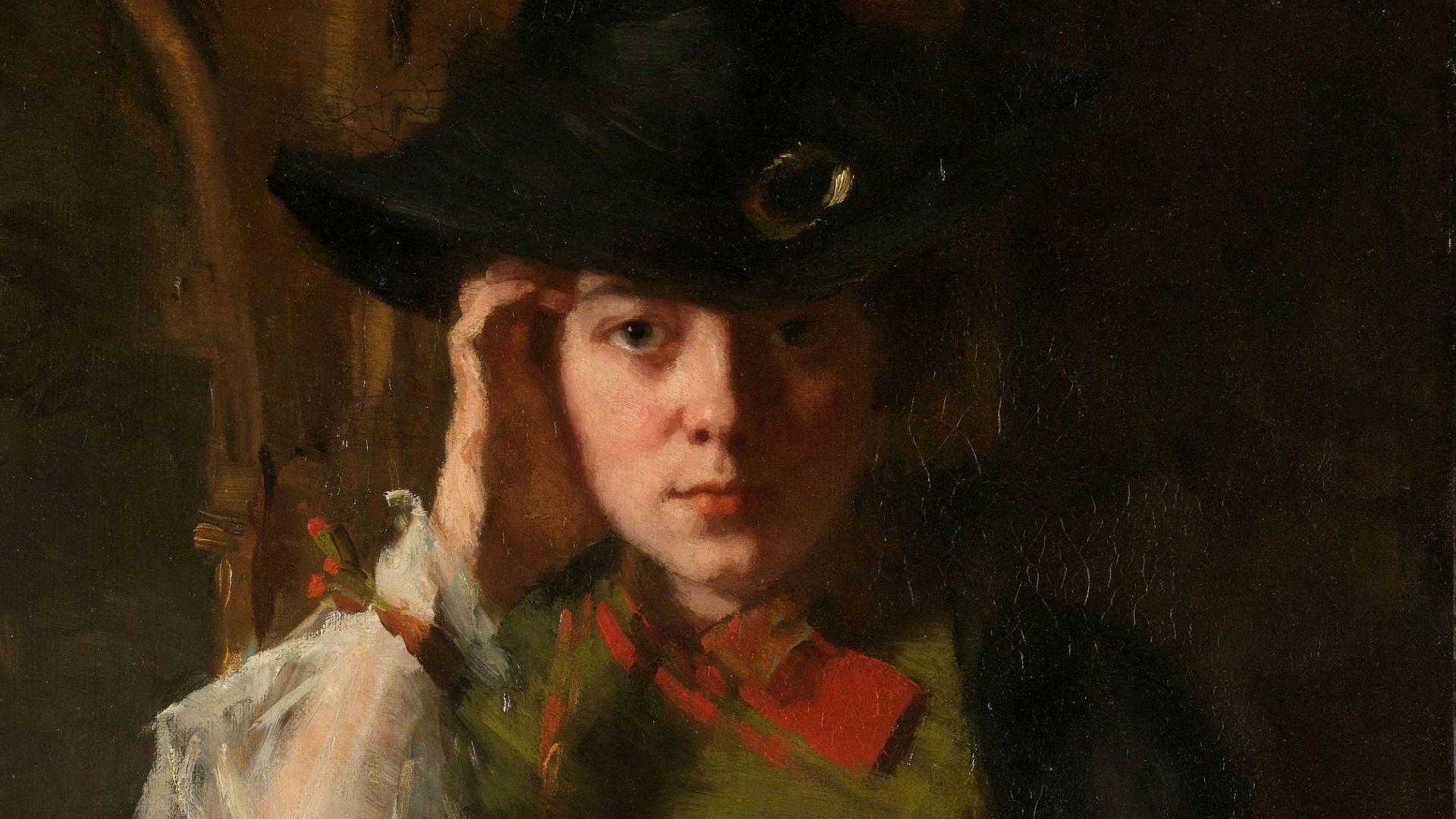 Portrait of Lizzy Ansingh